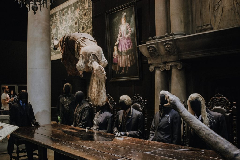 Warner Bros Studios : dans les coulisses d'harry potter